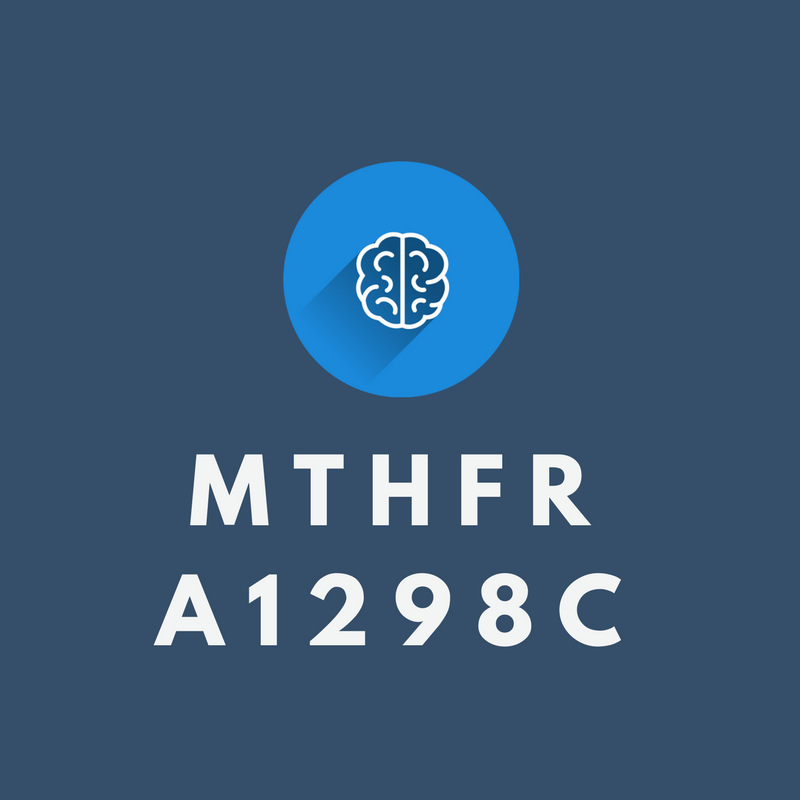 What is MTHFR A1298C? DNA-Based Nutrition