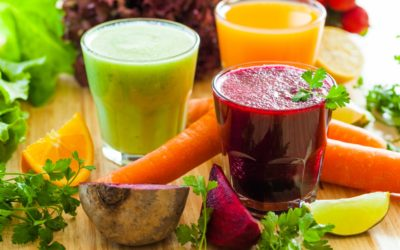 Fermenting and Juicing to Get Your Folate Requirements
