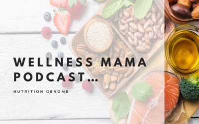 New Podcast with Wellness Mama